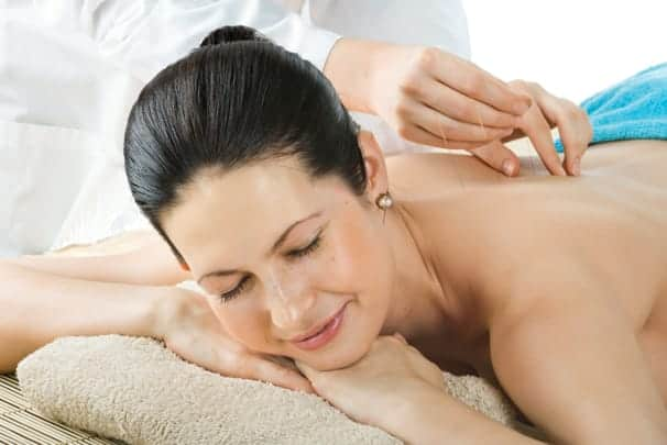 acupuncture is given; conditions treated by acupuncture